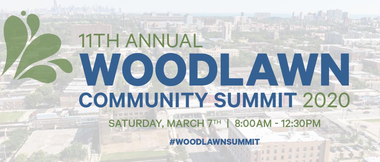 11th Annual Woodlawn Community Summit