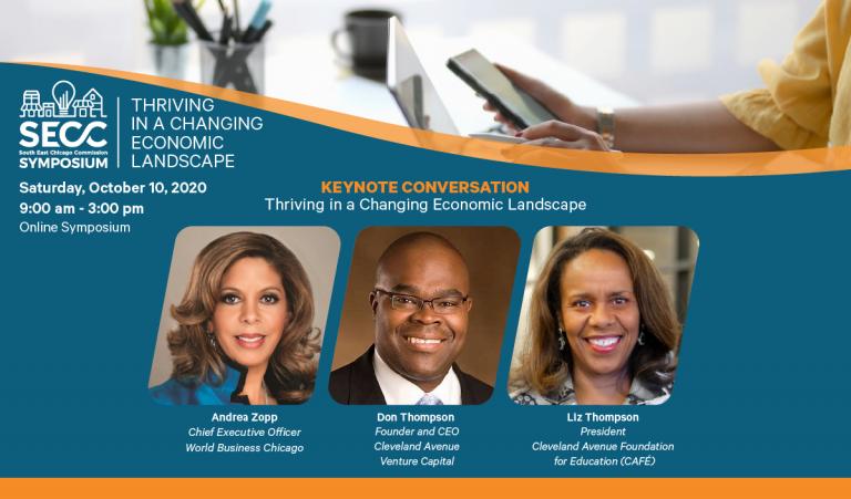 2020 Keynote Conversation