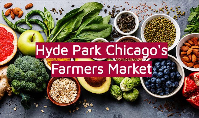 Hyde Park Farmers Market Returns in Fresh Fashion