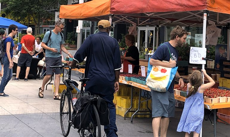New Manager for 2021 Hyde Park Farmers Market